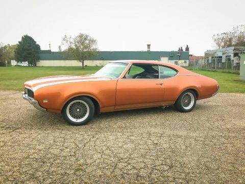 1969 Oldsmobile Cutlass S Frame-off Restored 455/TH400/12 Bolt for sale