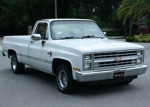 Restored 1987 Chevrolet Silverado 1500 Pickup truck for sale