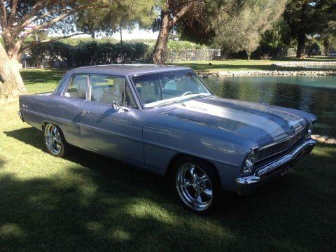 1966 Chevrolet Nova – Newly Restored for sale