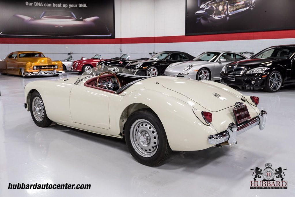 1959 MG MGA – Concours Quality Restoration for sale