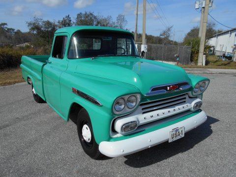 1959 Chevrolet Pickups – Stunning Frame Off! for sale