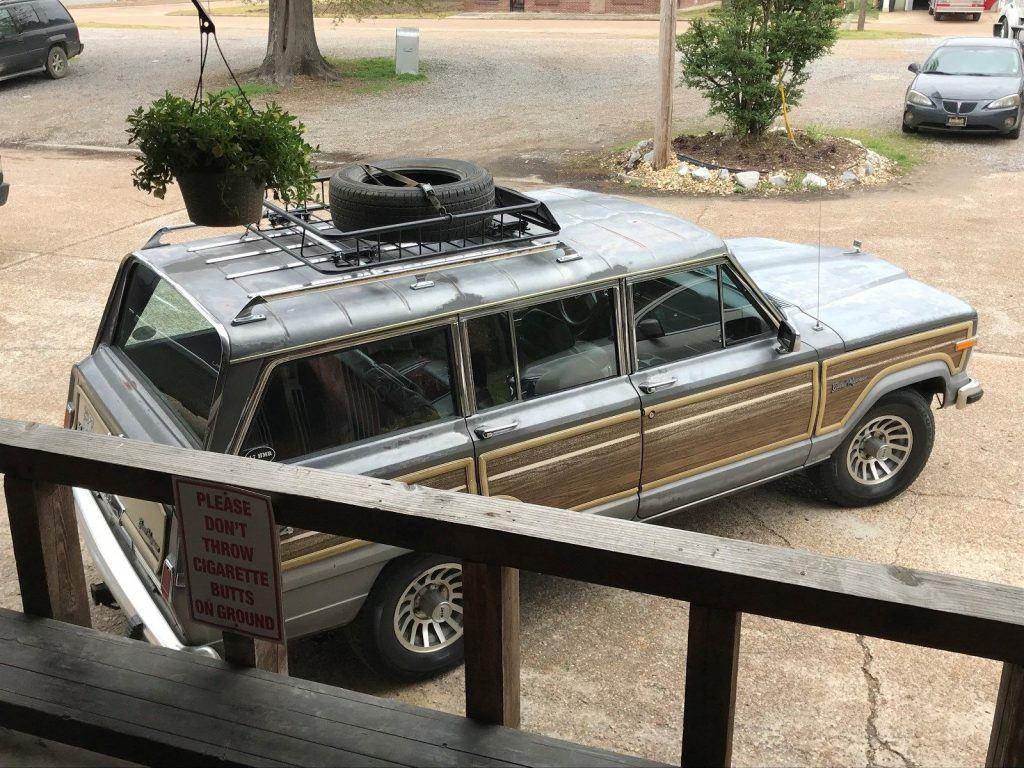 1988 Jeep Grand Wagoneer – drives like a dream