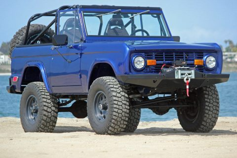 STUNNING 1969 Ford Bronco for sale