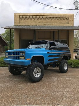 SUPER NICE 1984 Chevrolet Blazer silverado for sale