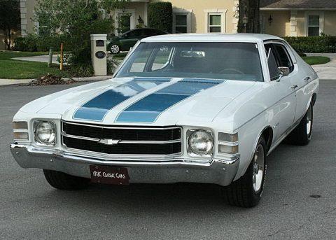 VERY NICE 1971 Chevrolet Malibu Sedan for sale