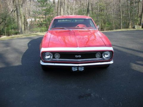 excellent shape 1967 Chevrolet Camaro restored for sale