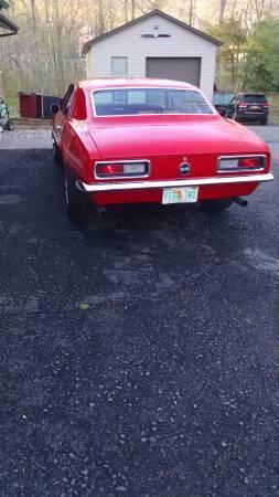 excellent shape 1967 Chevrolet Camaro restored