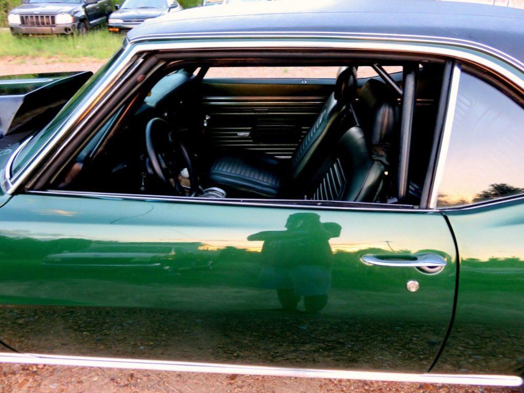 clone 1969 Chevrolet Camaro SS RS Z28 restored
