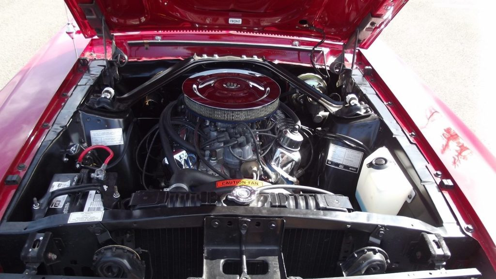 rare 1968 Ford Mustang California Special convertible restored