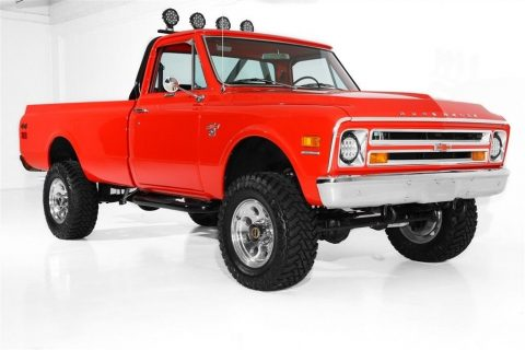 top shape 1968 Chevrolet Pickup K20 restored for sale