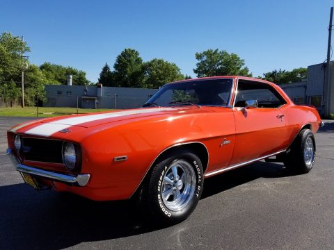 very beautiful 1969 Chevrolet Camaro restored for sale