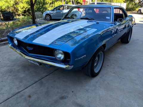very nice 1969 Chevrolet Camaro restored for sale