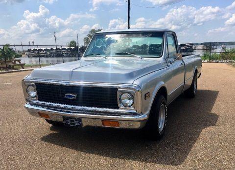 vintage 1971 Chevrolet C 10 restored for sale