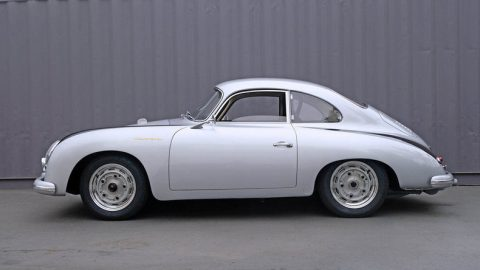 1957 Porsche 356A/1500 Carrera GS/GT Reutter Coupé, Restored, 1 Of Only 140 Produced! for sale
