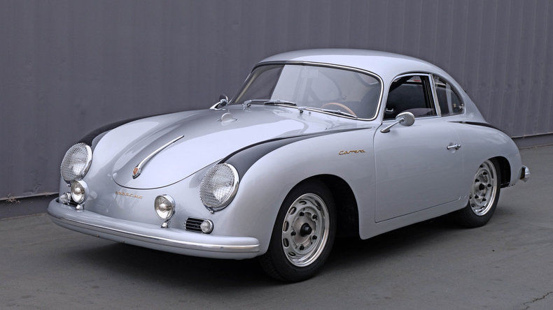 1957 Porsche 356A/1500 Carrera GS/GT Reutter Coupé, Restored, 1 Of Only 140 Produced!