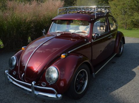 1966 Volkswagen Beetle 1300 – Classic Sliding rag top, complete restoration for sale