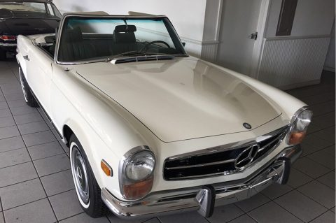 1970 Mercedes-Benz 280SL Fully Restored Convertible for sale