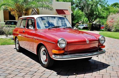 1970 Volkswagen Type III Squareback Wagon Nice Restoration for sale