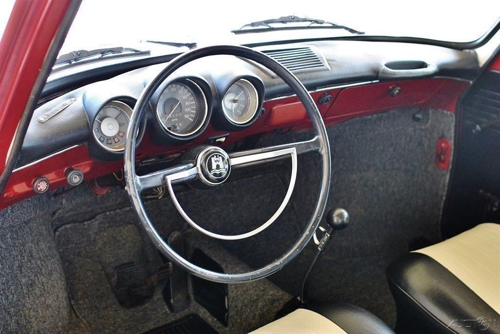 1970 Volkswagen Type III Squareback Wagon Nice Restoration