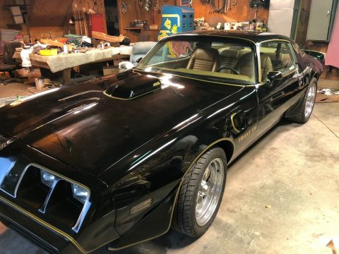 1979 Pontiac Trans Am -> Restored and Ready to WOW! for sale
