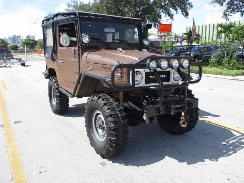 1980 Toyota Land Cruiser FJ40 Fully Restored for sale