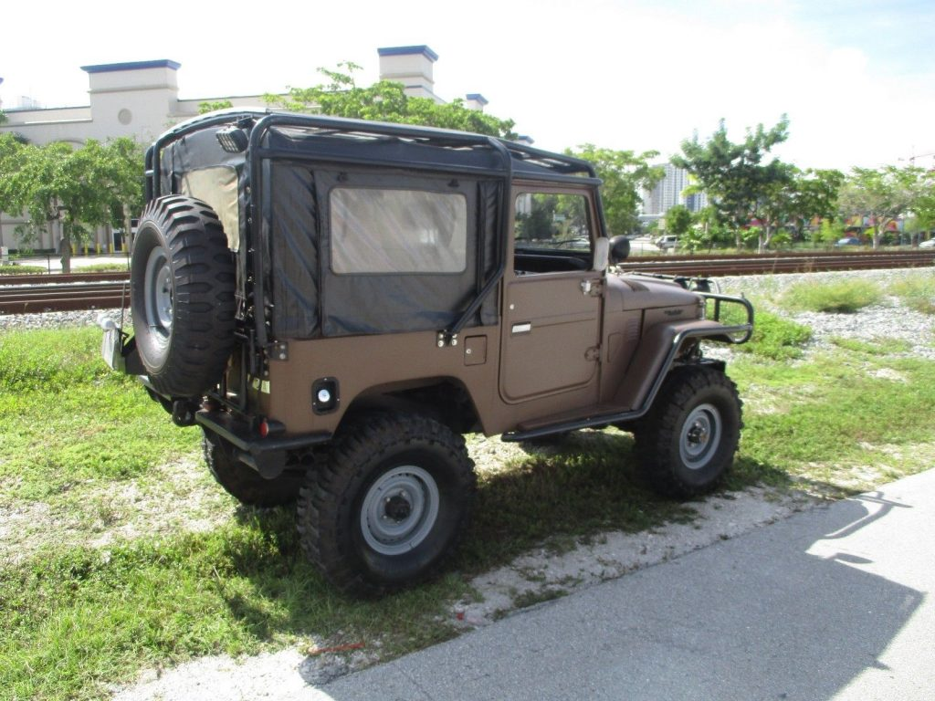 1980 Toyota Land Cruiser FJ40 Fully Restored