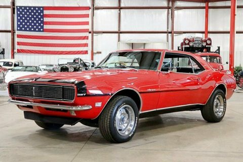 beautiful 1968 Chevrolet Camaro restored for sale
