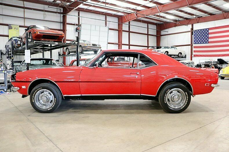 beautiful 1968 Chevrolet Camaro restored