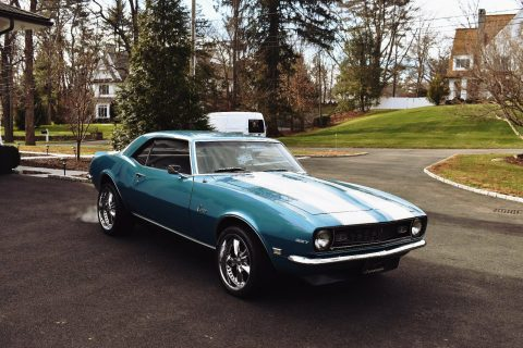 Custom 1968 Chevrolet Camaro restored for sale