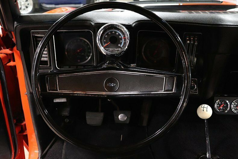 original drivetrain 1969 Chevrolet Camaro Z/28 restored