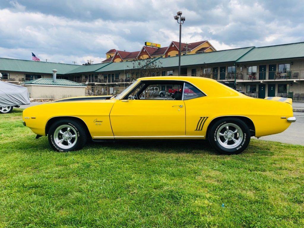 real X11 1969 Chevrolet Camaro  X11 Restored