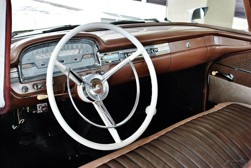 vintage 1959 Ford Ranchero restored