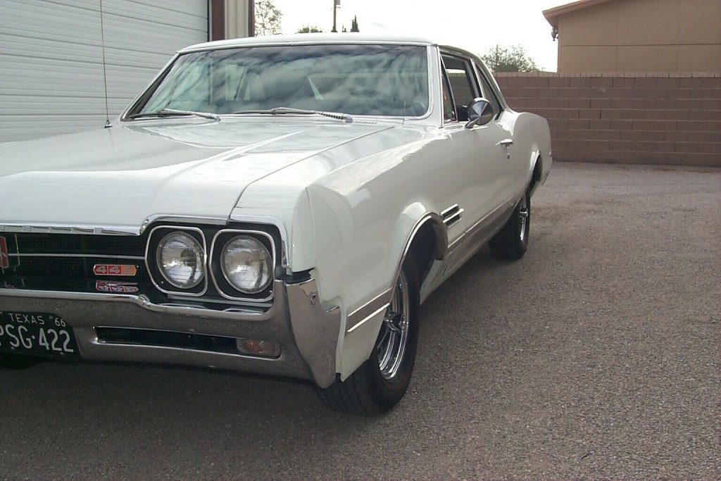 1966 Oldsmobile 442 Cutlass f-85 Frame Off Restoration