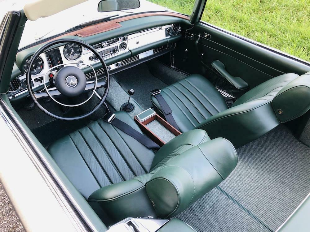 1970 Mercedes Benz SL Class 280SL Highly Restored