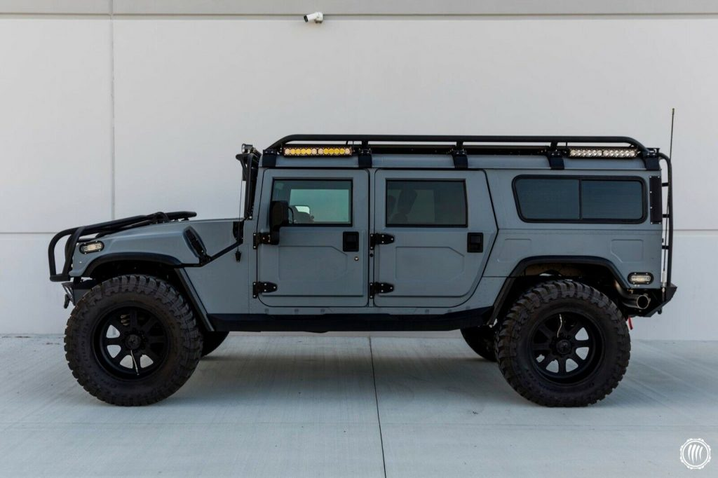 1998 Hummer H1, Wagon, Completely Restored to new