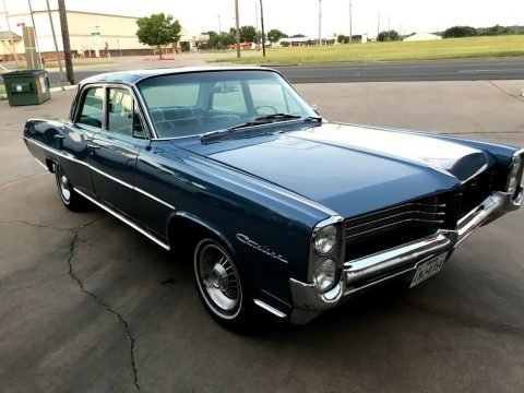 Stunning 1964 Pontiac Catalina, Beautiful Classic 4 dr Frame Off Restoration for sale
