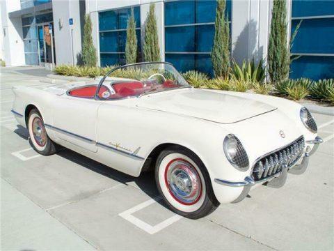 1955 Chevrolet Corvette Convertible Fully Restored for sale