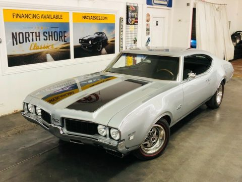 1969 Oldsmobile 442 W30 Fully Restored for sale
