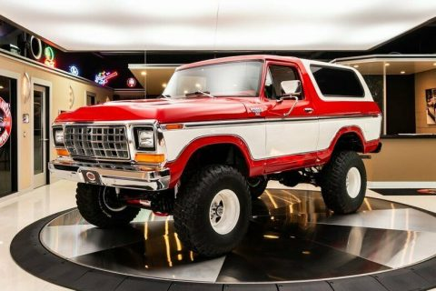 1979 Ford Bronco XLT 4X4 351 Cleveland V8 for sale