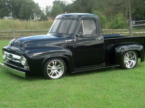 custom 1953 Ford F 100 pickup restored for sale